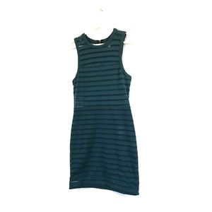 Anthropologie Silence +Noise mini striped dress